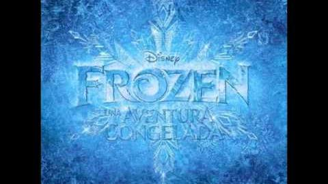Frozen Una Aventura Congelada - La Puerta Es El Amor