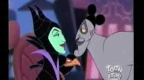 Maleficent in House of Mouse-0