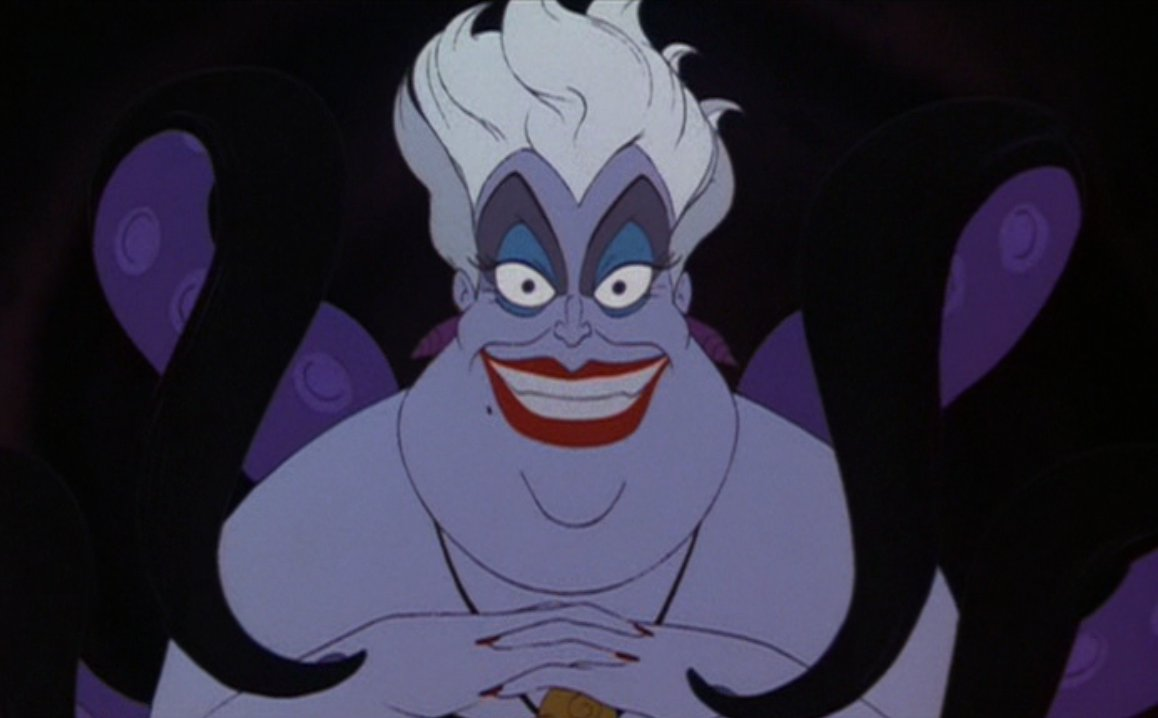 Ursula Disneyvillainroleplay Wiki Fandom Powered By Wikia