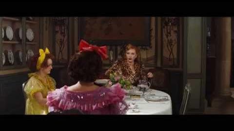 Cinderella 2015 Movie Clip - Cate Blanchett, Lily James, Holliday Grainger, Sophie McShera