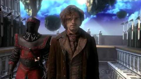 "Once Upon A Time 1x17 ""Hat Trick"" The Queen of Hearts and Jefferson"