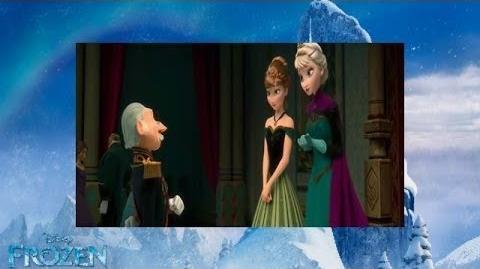 "Frozen - ""You Look Beautifuller"" The Dance With Duke Weselton English HD"