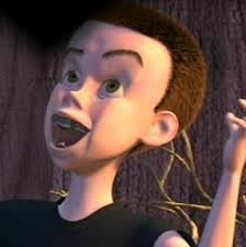 Toy Story Kid With Braces