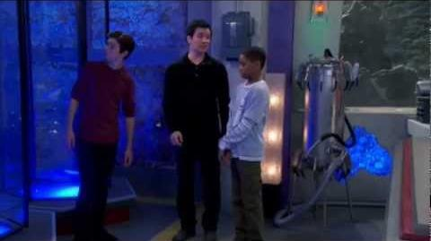 Lab Rats-Marcus finds the lab
