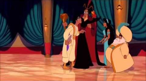 Aladdin - Jafar Arrested HD