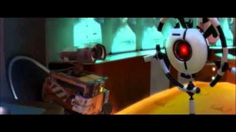 Wall-E Auto's retatliation