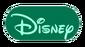 Disney Green Logo