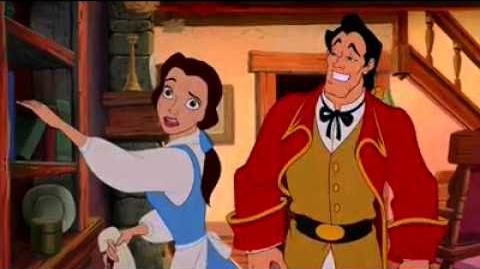 Beauty and the Beast - Gaston's Proposal (English)