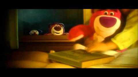 Toy Story 3 Lotso's Story