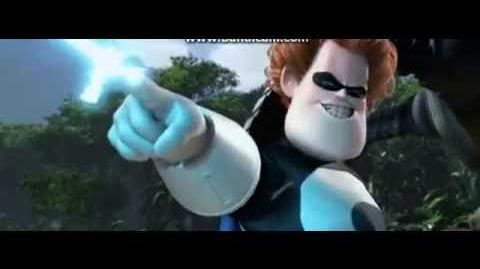 The Incredibles Syndrome vs Mr Incredible