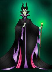 MaleficentFanart