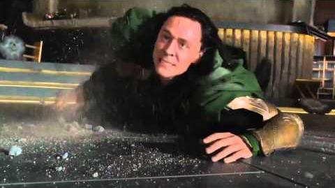 "Hulk beats Loki ""Puny God"" Funniest Moment From The Avengers (2012)"