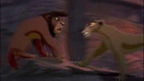 Lion King II - Zira's Revenge