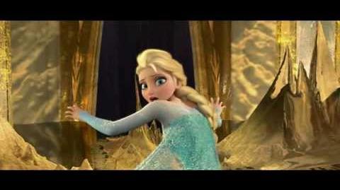 Frozen (2013) fight scene sped up (2014 )