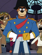 Don Karnage in DuckTales