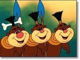 Pygmy Cannibals