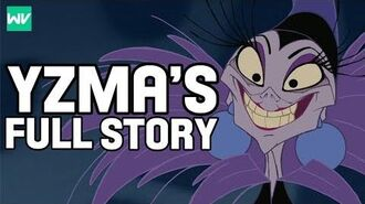 Yzma's Full Story - Her Mother, Bullies & Yzmopolis Explained Discovering Disney