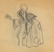 Snow White Hag Early Concept (4)