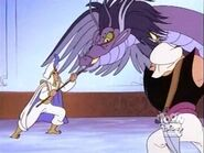 Aladdin Razoul battle Malcho