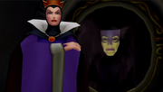 The evil queen KHBBS