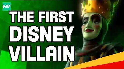 Vor The Supposed First Disney Villain Discovering Disney