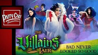 THE VILLAINS LAIR (Ep.4) - Bad Never Looked So Good (The Little Mermaid)