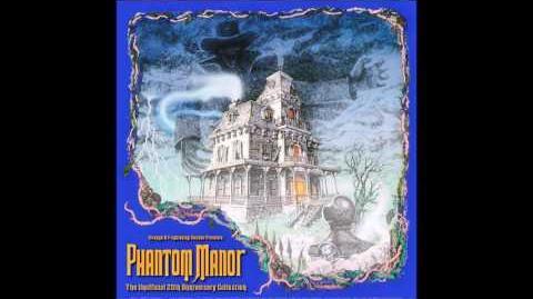 Phantom Manor 20th Anniversary (Soundtrack) - Le Joyeux Royaume Des Fantômes