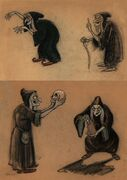 Snow White Hag Poses (2)