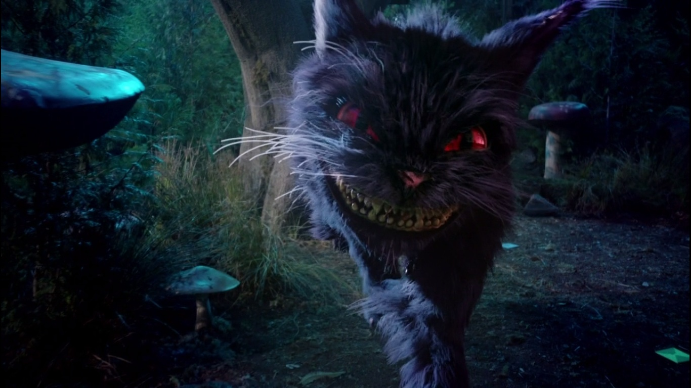 Cheshire Cat Once Upon A Time Wickedpedia Fandom