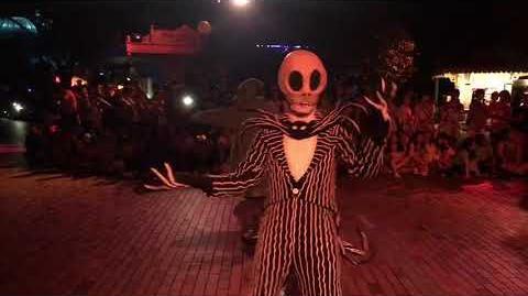 "HongKong Disneyland - Villains Night Out! Chapter 2"" (2017 09 14)"