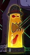 Lava-Lamp Shaped Creature 3