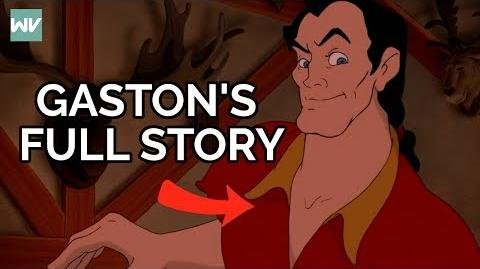 Gaston's Full Story Beauty and the Beast Discovering Disney