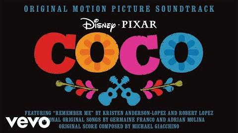 "Benjamin Bratt, Antonio Sol - Much Needed Advice (From ""Coco"" Audio Only)"