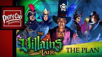 THE VILLAINS LAIR (Ep.3) - The Plan (feat. Jafar from Aladdin Maleficent Mistress of Evil)