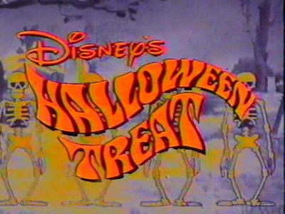 DisneyHalloween treat