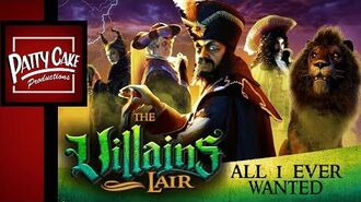 THE VILLAINS LAIR (Ep.7) - All I Ever Wanted (Descendants parents)