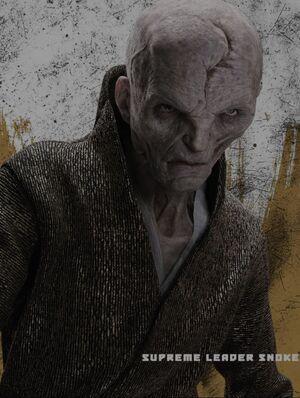 Snoke The Last Jedi Top Cards
