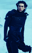 Kylo Ren Without Mask