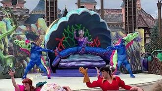 °o° Disney Show Are You Brave Enough ? - with URSULA - FULL SHOW