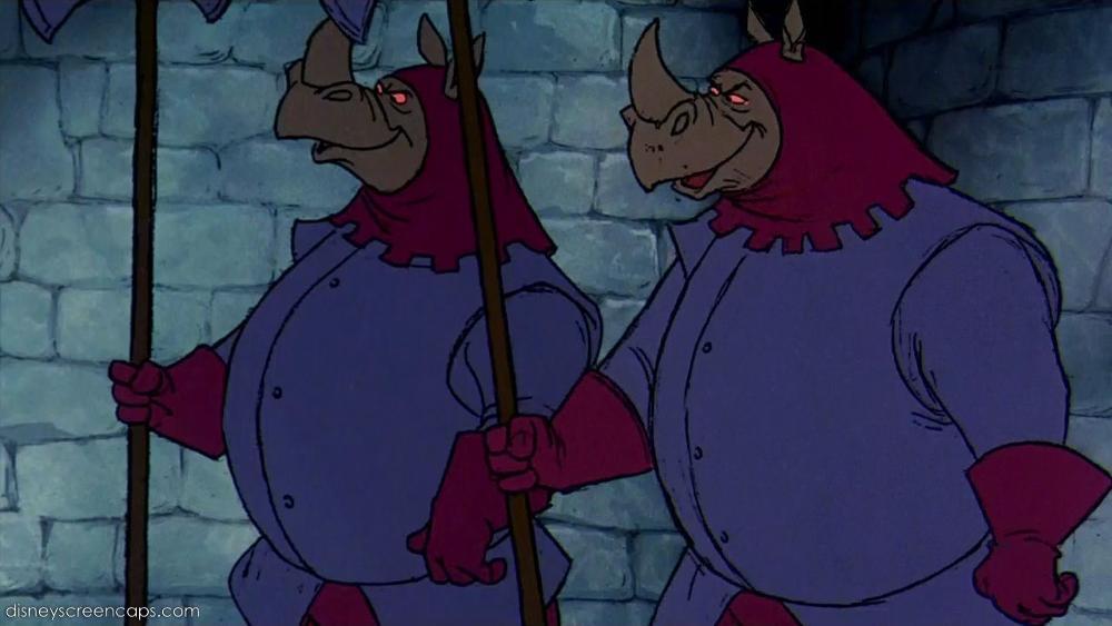 Rhino Guards Wickedpedia Fandom Powered By Wikia