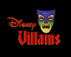 Disney Villains Logo by madameLEOTA