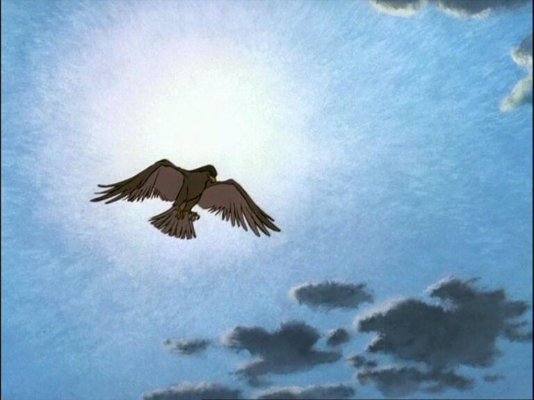 when was hawk roosting written