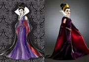 Evil queen doll
