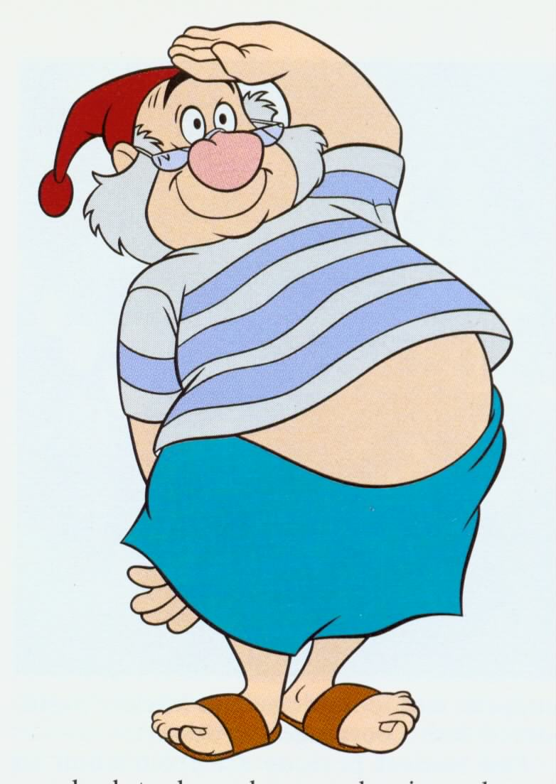 Mr Smee Background Information Feature Films Peter Pan