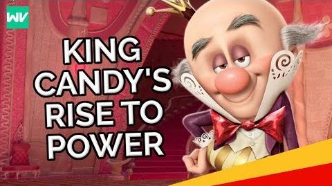 How King Candy Took Over Sugar Rush! Wreck-It Ralph Theory Discovering Disney