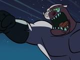 Warthog monster