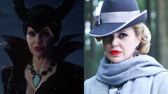 OUAT Maleficent Enchanted Forest and Storybrooke