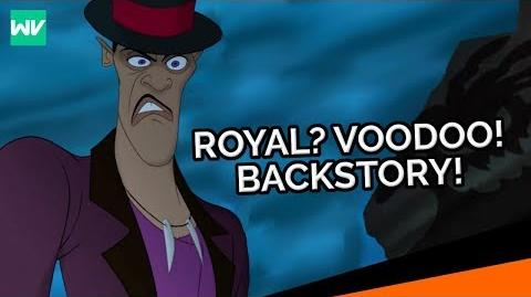 "Dr. Facilier's Voodoo, ""Royal"" Lineage and Past Explained Princess and the Frog Theory"