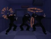Schools out ninjas
