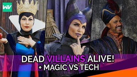 How Dead Villains Are Alive + Why Technology Replaced Magic Discovering Descendants